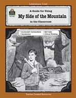 A Guide for Using My Side of the Mountain in the Classroom (Enhanced eBook)