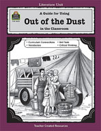 A Guide for Using Out of the Dust in the Classroom (Enhanced eBook)