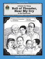 A Guide for Using Roll of Thunder, Hear My Cry in the Classroom (Enhanced eBook)