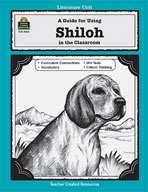 A Guide for Using Shiloh in the Classroom (Enhanced eBook)