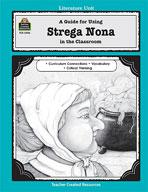A Guide for Using Strega Nona in the Classroom (Enhanced eBook)