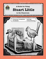 A Guide for Using Stuart Little in the Classroom (Enhanced eBook)