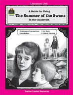 A Guide for Using Summer of the Swans in the Classroom (Enhanced eBook)