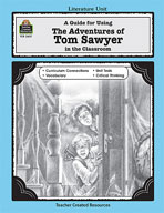 A Guide for Using The Adventures of Tom Sawyer in the Classroom (Enhanced eBook)
