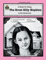 A Guide for Using The Great Gilly Hopkins in the Classroom (Enhanced eBook)