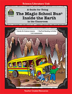 A Guide for Using The Magic School Busand#174; Inside the Earth in the Classroom (Enhanced eBook)