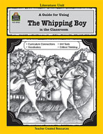 A Guide for Using The Whipping Boy in the Classroom (Enhanced eBook)