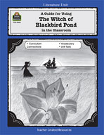 A Guide for Using The Witch of Blackbird Pond in the Classroom (Enhanced eBook)