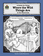 A Guide for Using Where the Wild Things Are in the Classroom (Enhanced eBook)