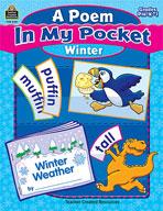 A Poem in My Pocket: Winter