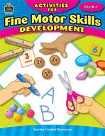 Activities for Fine Motor Skills Development (Enhanced eBook)