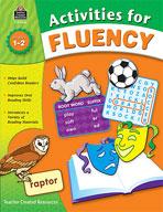 Activities for Fluency: Grades 1-2 (Enhanced eBook)