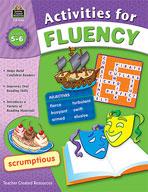Activities for Fluency, Grades 5-6