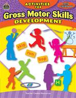 Activities for Gross Motor Skills Development (Enhanced eBook)