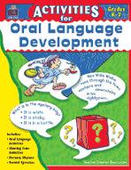 Activities for Oral Language Development (Enhanced eBook)