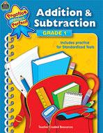 Addition & Subtraction Grade 1