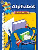 Alphabet: Grade K (Enhanced eBook)