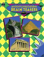 Ancient Civilizations Brain Teasers (Enhanced eBook)