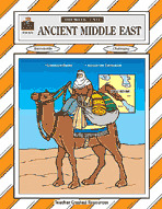 Ancient Middle East Thematic Unit (Enhanced eBook)