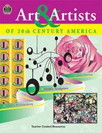 Art and Artists of 20th Century America (Enhanced eBook)