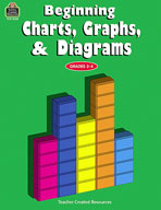 Beginning Charts, Graphs and Diagrams (Enhanced eBook)