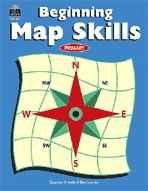 Beginning Map Skills (Enhanced eBook)