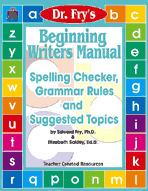 Beginning Writers Manual by Dr. Fry (Enhanced eBook)