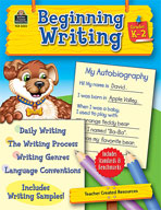 Beginning Writing (Enhanced eBook)