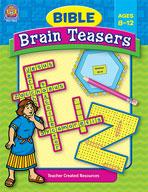 Bible Brain Teasers (Enhanced eBook)