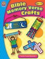 Bible Memory Verse Crafts