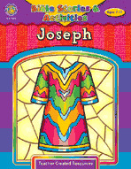 Bible Stories and Activities: Joseph (Enhanced eBook)