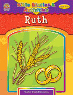 Bible Stories and Activities: Ruth (Enhanced eBook)