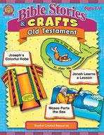 Bible Stories & Crafts: Old Testament