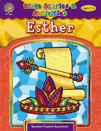 Bible Stories and Activities: Esther (Enhanced eBook)