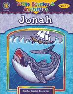 Bible Stories and Activities: Jonah (Enhanced eBook)