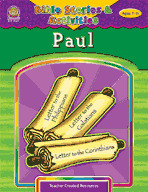 Bible Stories and Activities: Paul (Enhanced eBook)