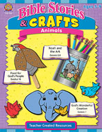 Bible Stories and Crafts: Animals (Enhanced eBook)