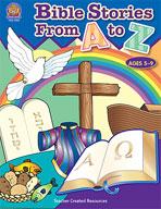 Bible Stories from A-Z (Enhanced eBook)