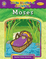 Bible Story Activities: Moses