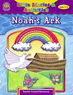 Bible Story Activities: Noah's Ark (Enhanced eBook)