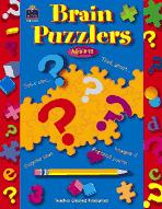 Brain Puzzlers (Enhanced eBook)