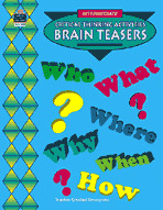Brain Teasers (Enhanced eBook)