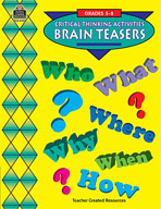 Brain Teasers (Enhanced eBook)