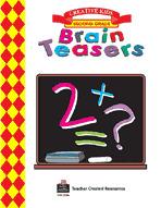 Brain Teasers, Grade 2 Workbook