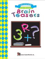 Brain Teasers, Grade 3 Workbook