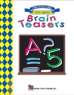 Brain Teasers, Grade 5 Workbook