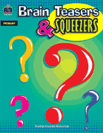 Brain Teasers and Squeezers (Enhanced eBook)