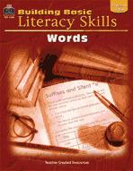 Building Basic Literacy Skills: Words (Enhanced eBook)