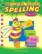 Building Blocks to Spelling (Enhanced eBook)