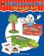 Building Literacy Skills Through Art (Enhanced eBook)